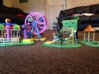Peppa pig park and fun fair