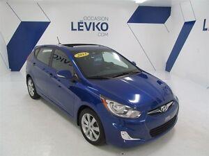 2013 Hyundai ACCENT GLS BLEU