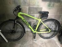 Trek male bike 18inch frame 8.3 ds series