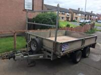 Ifor Williams 12ft x 6.6ft trailer.