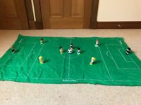 Happyland subbuteo football set
