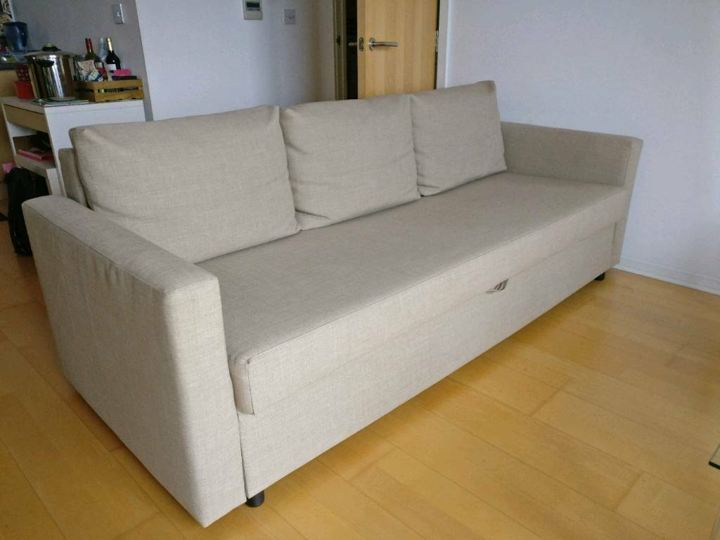 Stupendous Ikea Friheten Sofa Bed In Southampton Hampshire Gumtree Alphanode Cool Chair Designs And Ideas Alphanodeonline