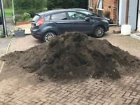 Topsoil blended loom (60/40 compost)