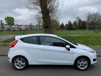 2015 Ford Fiesta 1.2 Petrol 12 Months MOT Full Service History 3dr