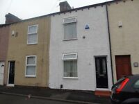 2 BED TERRACED HOUSE PRESCOT. £550 PM