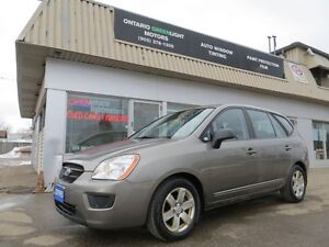 2009 Kia Rondo AUTOMATIC LOW KM RONDO,CLEAN CARPROOF