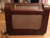 Vintage Ferguson Radio Corporation Radio