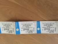 3 Beyonce tickets
