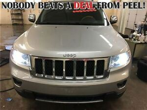 2011 Jeep Grand Cherokee Overland **Just Arrived**