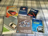Driving Instructor Learning Manuals