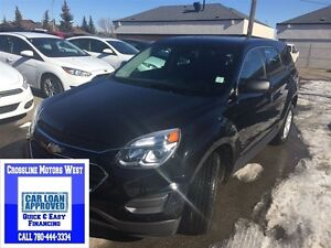 2016 Chevrolet Equinox PRICED TO SELL EVERY ONE IS APPROVED DRIV
