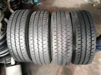 Tyres 205 65 16c