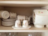 M&S Harvest range crockery very good condition