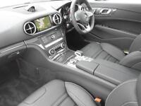 Mercedes-Benz SL AMG SL 63 (silver) 2017-03-23