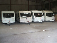 touring caravans ,PT/EXS TO CLEAR ,ALL ARE 2BERTHS ,READ THE ADD FOR PRICES AND DECRIPTIONS ,