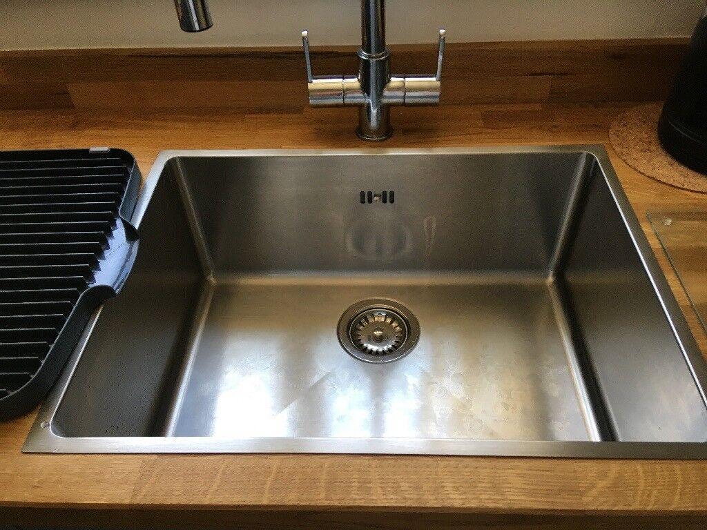 Wren Kitchen Stainless Steel sink.   in Newport   Gumtree