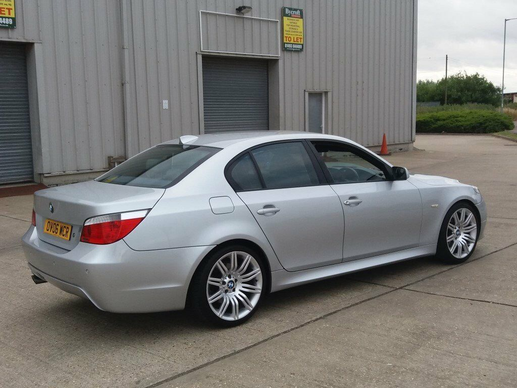bmw 530i e60 m sport sat nav only 82200 miles 272 bhp in great yarmouth norfolk gumtree. Black Bedroom Furniture Sets. Home Design Ideas