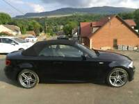 2012 BMW 118d Sport Plus edition convertible