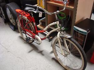 Vélo vintage 6 vitesses