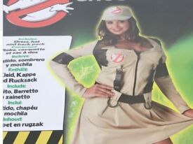 Ladies size 16 ghost busters fancy dress outfit