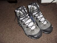 Salomon quest 4D GTX hiking boots