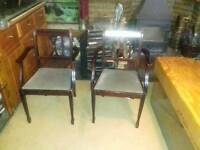 Dining chairs 2 of