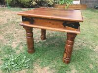 Indian Thakat side table