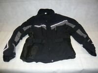 Crivit Armoured motorbike jacket, used once only by son. LARGE LOOK!!!