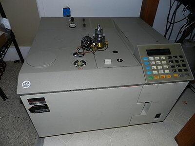 Perkin Elmer Autosystem Gas Chromatograph For Marijuana Testing 2-channel In Ct