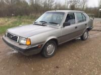 VOLVO 340 GL 1986 ONLY DONE 50K MILES FROM NEW 1 YEAR MOT DRIVES LOVELY