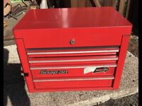 Snap on tool box £180.00