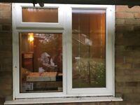 second hand upvc windows