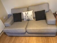 Grey 2seater for sale