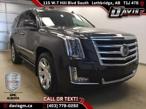 Used 2015 Cadillac Escalade 4WD Premium-Heated/Cooled Leather,Na