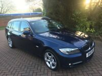 2011 BMW 3 SERIES 2.0 318D EXCLUSIVE EDITION TOURING ESTATE