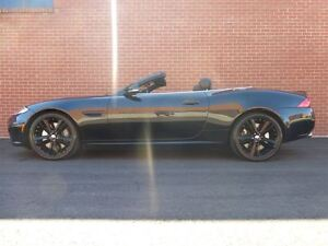 2012 Jaguar XKR 510 H.P  MONSTER -- CONVERTIBLE -- TRIPLE B