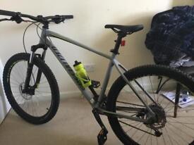 High range Mountain Bike