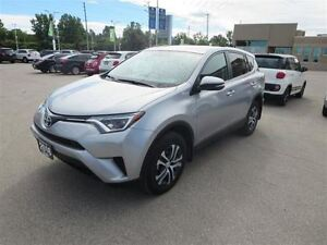2016 Toyota RAV4 LE - AWD  low kms