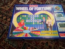 1985 wheel of fortune board game