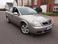 2004 Vauxhall Vectra CLUB 1.9 CDTI 6G 120Bhp 50k Low Millage Full Service History Mot