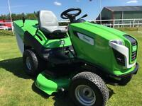PROFESSIONAL GARDEN TRACTOR SIT ON MOWER LAWN LAWNMOWER ride on