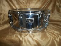 Vintage 1970s Olympic by Premier snare drum