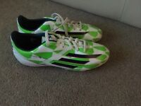 Mounded football boots