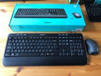e62c6162c24 Logitech Wireless Combo MK520 Keyboard and Mouse with Unifying Receiver