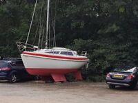 Leisure SL Sailing Yacht