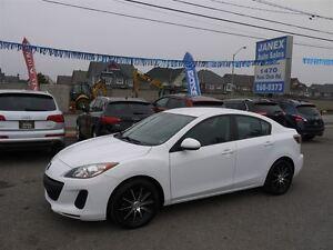 2012 Mazda MAZDA3 GX GX - ALLOYS