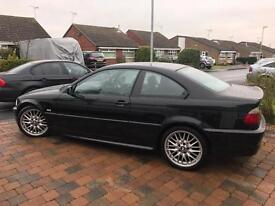 BMW 325 ci m sport