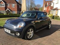 MINI Hatch 1.6 Cooper 3dr Black with Chili pack