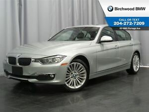2015 BMW 3 Series 328d xDrive Premium Package Drivers Assistance
