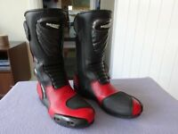 MDK Motorbike Boots